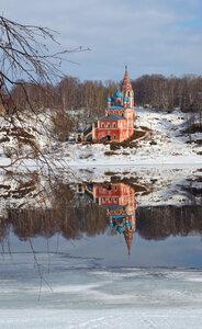 Преображенская - Казанская церковь