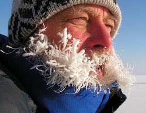 Прогулка по зимнему Байкалу