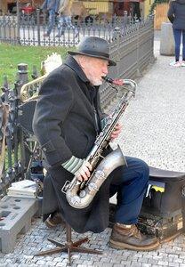 Музыкант Владимир Пинта